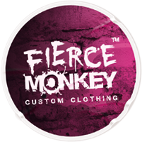 Fierce Monkey Custom Clothing for your Society